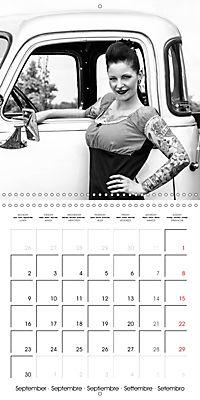 Photography in retro style (Wall Calendar 2019 300 × 300 mm Square) - Produktdetailbild 9