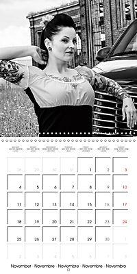 Photography in retro style (Wall Calendar 2019 300 × 300 mm Square) - Produktdetailbild 11