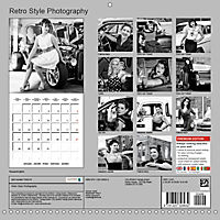Photography in retro style (Wall Calendar 2019 300 × 300 mm Square) - Produktdetailbild 13