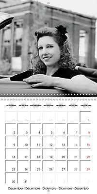 Photography in retro style (Wall Calendar 2019 300 × 300 mm Square) - Produktdetailbild 12