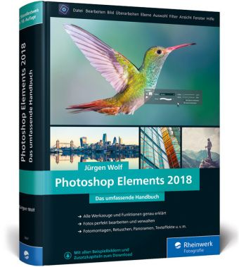 Photoshop Elements 2018, Jürgen Wolf