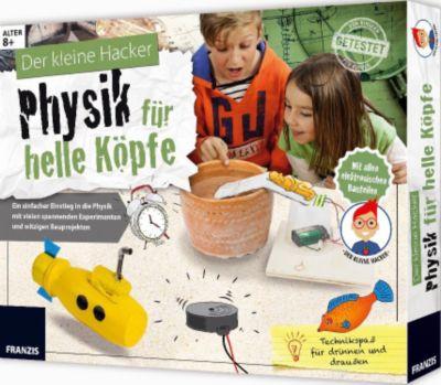 Physik für helle Köpfe, Monika Kuhn, Evi Schibschid