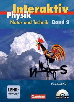 Physik interaktiv, Realschule Rheinland-Pfalz: 9./10. Schuljahr, Schülerbuch, m. DVD-ROM