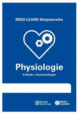 Physiologie, 6 Skripte im Paket, Claas Wesseler, Nicole Mernberger, Julia Michels, Sebastian Fehlberg, Frederic Mack, Andreas Fischer