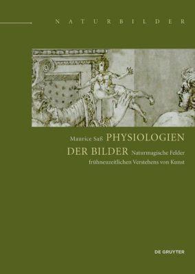 Physiologien der Bilder, Maurice Saß