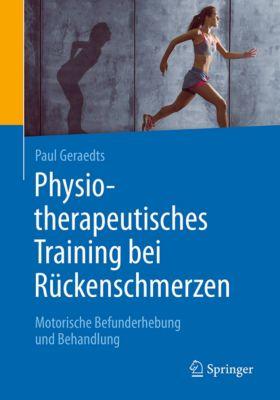 Physiotherapeutisches Training bei Rückenschmerzen, Paul Geraedts