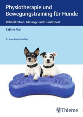 Physiotherapie und Bewegungstraining für Hunde - Sabine Mai |