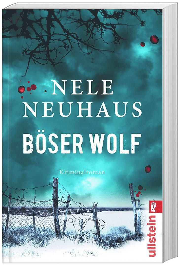 Pia Kirchhoff Oliver Von Bodenstein Band 6 Böser Wolf Buch