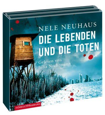 Pia Kirchhoff & Oliver von Bodenstein Band 7: Die Lebenden und die Toten (8 Audio-CDs), Nele Neuhaus