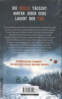 Pia Kirchhoff & Oliver von Bodenstein Band 7: Die Lebenden und die Toten - Produktdetailbild 1