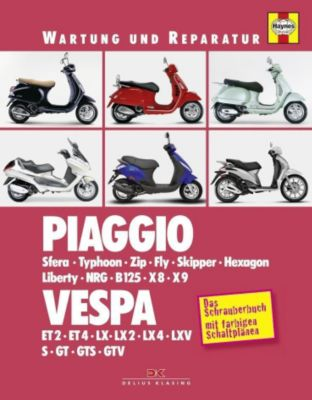 Piaggio / Vespa, Phil Mather, Matthew Coombs