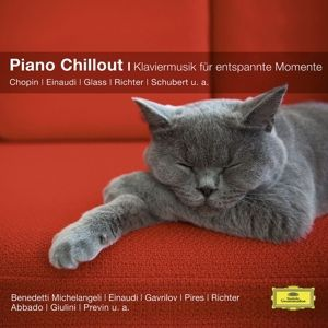 Piano Chillout, Ludwig van Beethoven, Frédéric Chopin, Ludovico Einaudi, Philip Glass, Wolfgang Amadeus Mozart, Franz Schubert