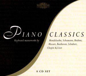 Piano Classics, Deyanova, Jones, Anderson, Robert