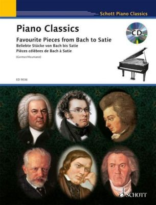 Piano Classics, m. Audio-CD