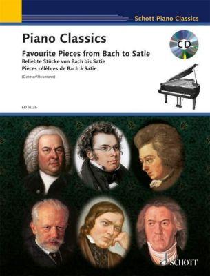 Piano Classics, m. Audio-CD