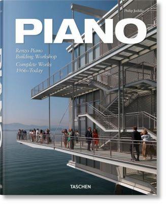 Piano. Complete Works 1966-Today, Philip Jodidio