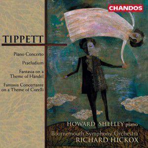 Piano Concerto/präludium/fant, Shelley, Hickox, Boso