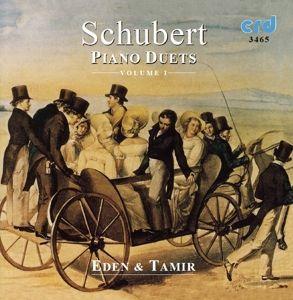 Piano Duets Vol.1, Bracha Eden, Alexander Tamir
