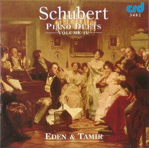 Piano Duets Vol.4, Bracha Eden, Alexander Tamir