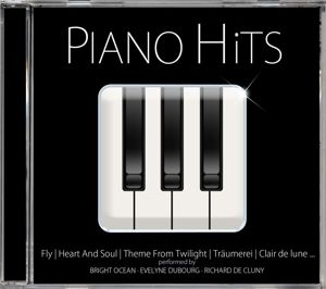 Piano Hits-Klavier Hits, Diverse Interpreten