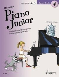 Piano Junior: Konzertbuch - Hans-Günter Heumann |