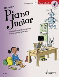 Piano Junior: Theoriebuch - Hans-Günter Heumann |