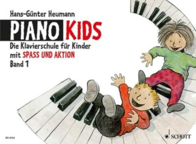Piano Kids, Hans-Günter Heumann