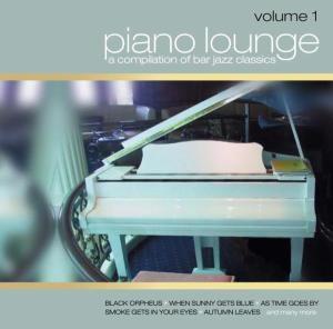 Piano Lounge Vol.1, Diverse Interpreten