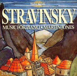 Piano Music, Martin Jones