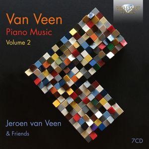 Piano Music Vol.2, Jeroen van Veen
