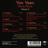 Piano Music Vol.2 - Produktdetailbild 1