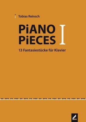 Piano Pieces, Tobias Reinsch