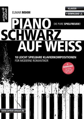 Piano schwarz auf weiß - Elmar Mihm pdf epub