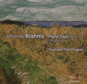 Piano Trios Op. 8, 101 (SACD), Guarneri Trio Prag