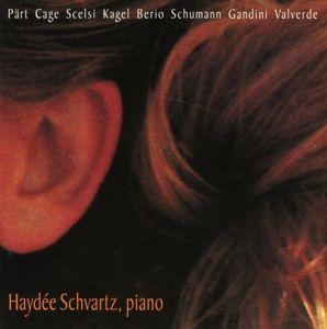 Piano Works Europe & America, Haydee Schvartz
