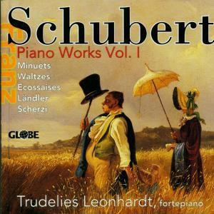 Piano Works Vol.1, Trudelies Leonhardt