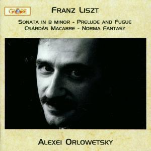 Piano Works Vol.2, Alexei Orlowetsky