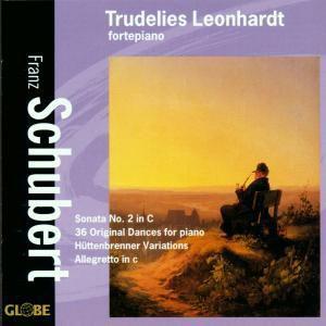Piano Works Vol.2, Trudelies Leonhardt