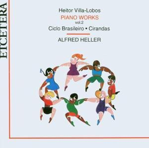 Piano Works Vol.2, Alfred Heller