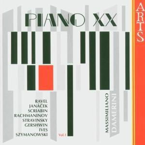 Piano XX - Vol. 1, Massimiliano Damerini