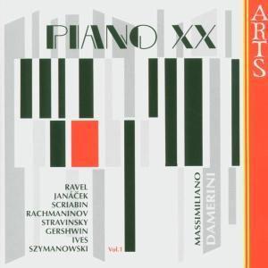 Piano Xx Vol.1, Massimiliano Damerini