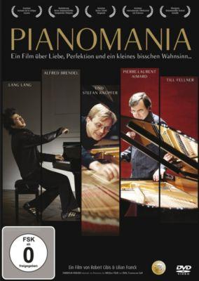Pianomania, Diverse Interpreten