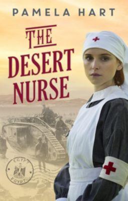 Piatkus Books: The Desert Nurse, Pamela Hart