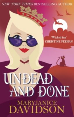 Piatkus Books: Undead and Done, Mary Janice Davidson