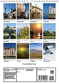 Piccolo Mondo Friaul (Wandkalender 2019 DIN A4 hoch) - Produktdetailbild 13