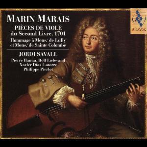 Pi#ces de viole (du Second Livre, 1701), Jordi Savall