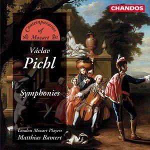 Pichl (Sinfonien), Matthias Bamert, Lmp