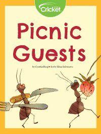Picnic Guests, Cynthia Reeg