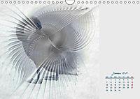 Pictures in Fractals (Wall Calendar 2019 DIN A4 Landscape) - Produktdetailbild 1
