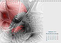 Pictures in Fractals (Wall Calendar 2019 DIN A4 Landscape) - Produktdetailbild 9